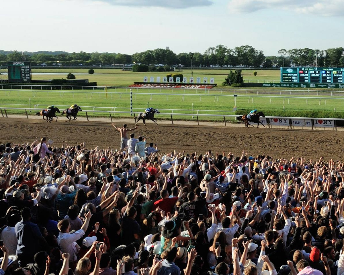 101 belmont stakes silver clubhouse 1