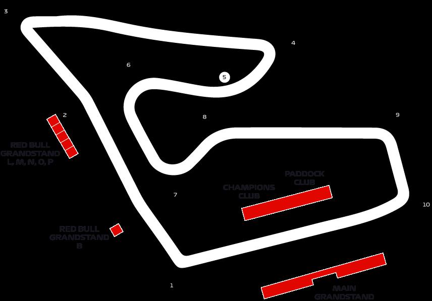 racing tarck spin