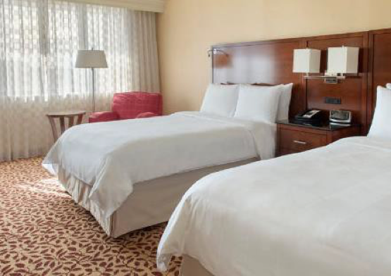 interior of long island marriott belmont experiences accommodations