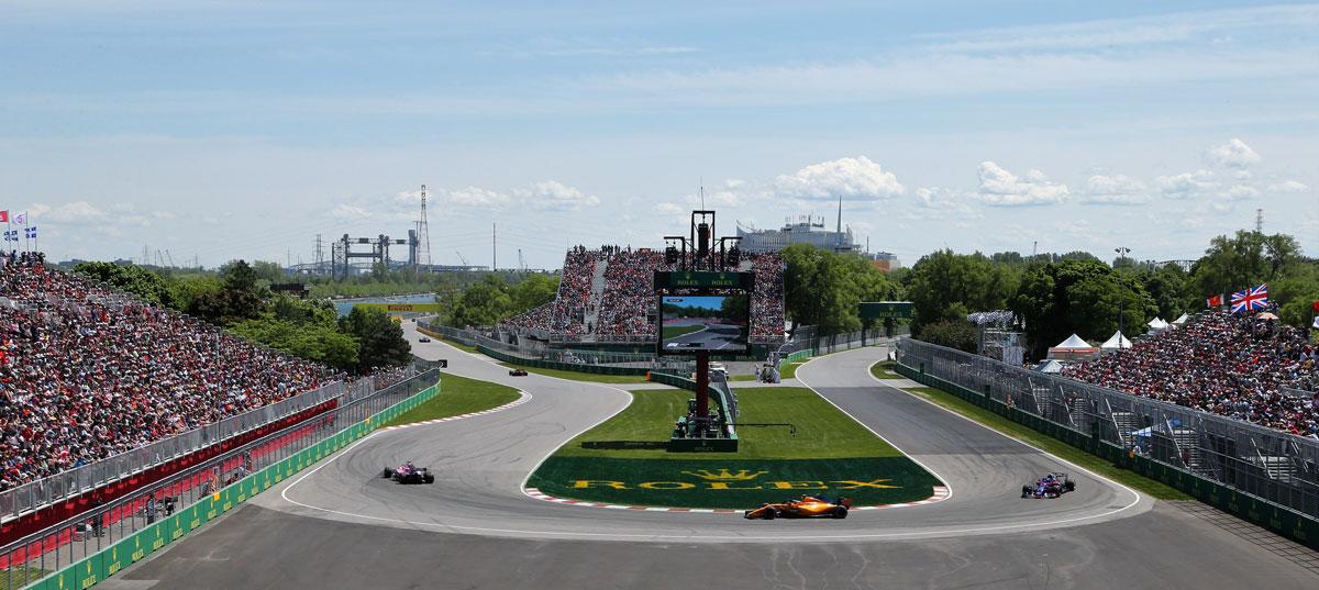 F1 Experiences