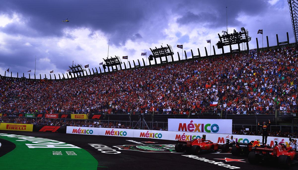 FORMULA 1 GRAN PREMIO DE MÉXICO 2020