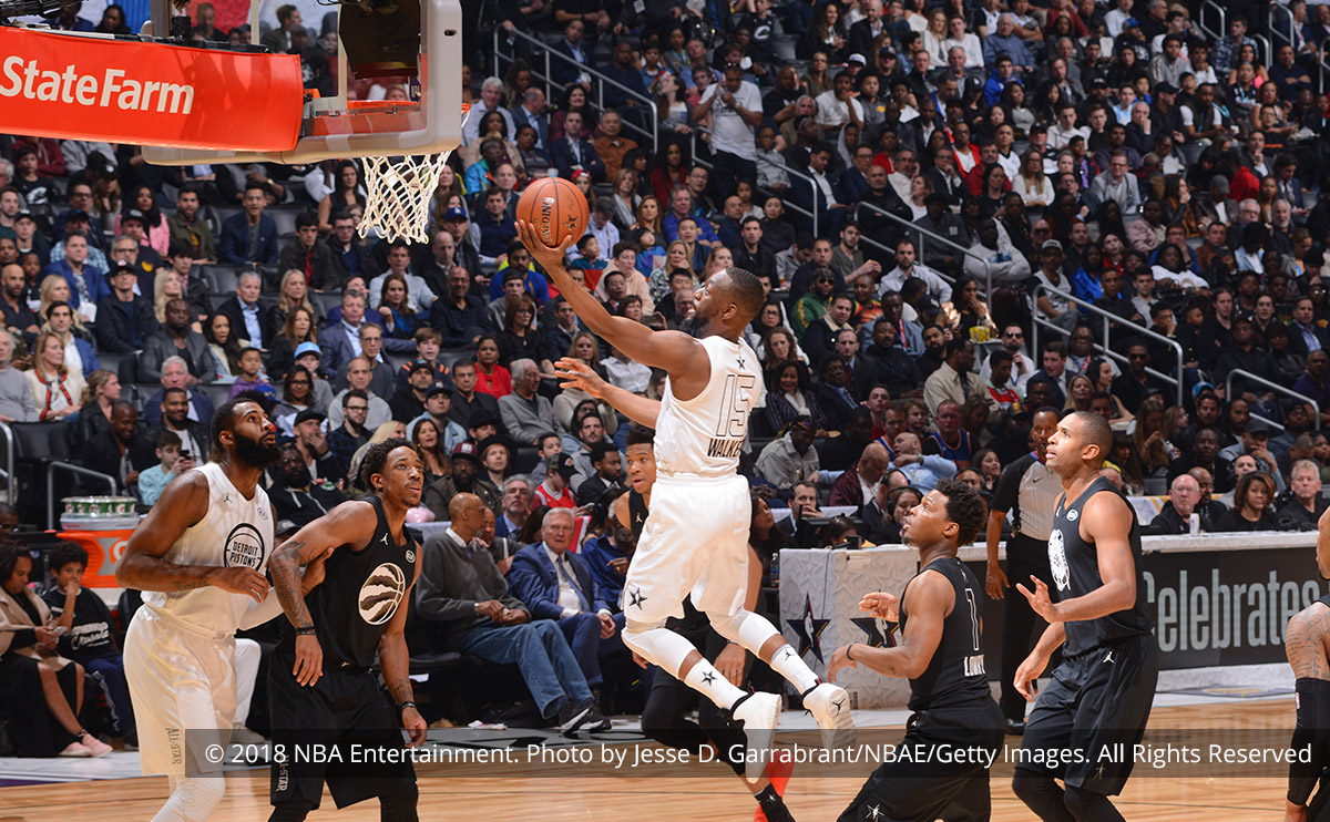 NBA Premium NBA All-Star Lower Level