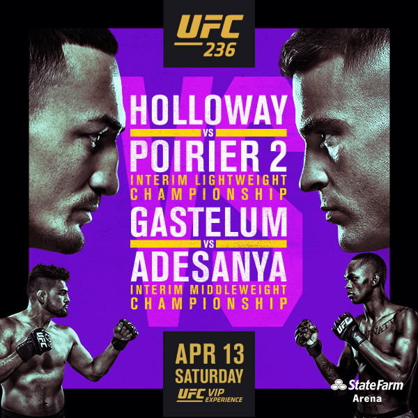 UFC 236 event thumbnail