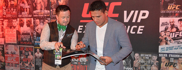 1256 ufc superfan experience