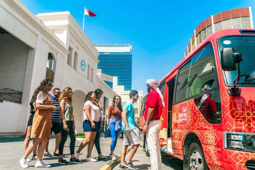 2020 Bahrain Grand Prix | F1 Experiences City Sightseeing