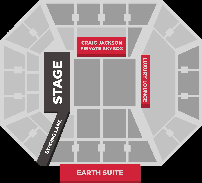 Barrett-Jackson Northeast Seating Chart