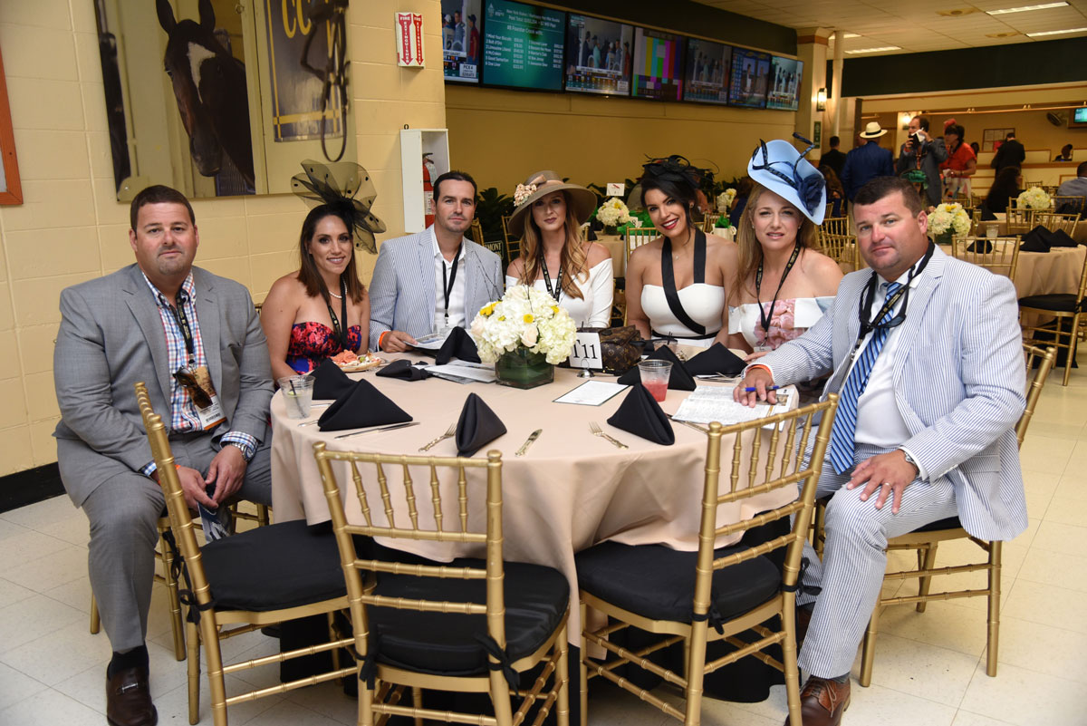 Belmont Experiences Champagne Room
