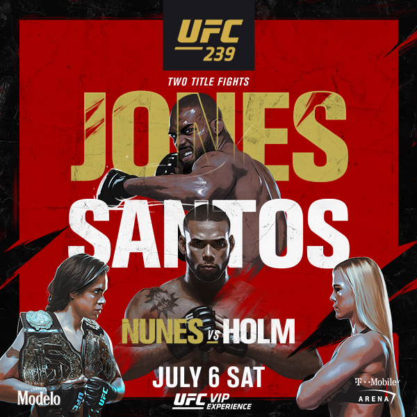 UFC 239 Event Thumbnail