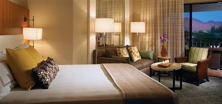 barrett jackson vip experience Scottsdale accommodation Fairmont bedroom
