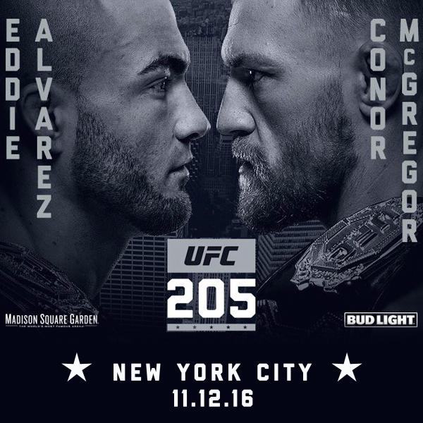 Madison Square Garden: UFC VIP Experience