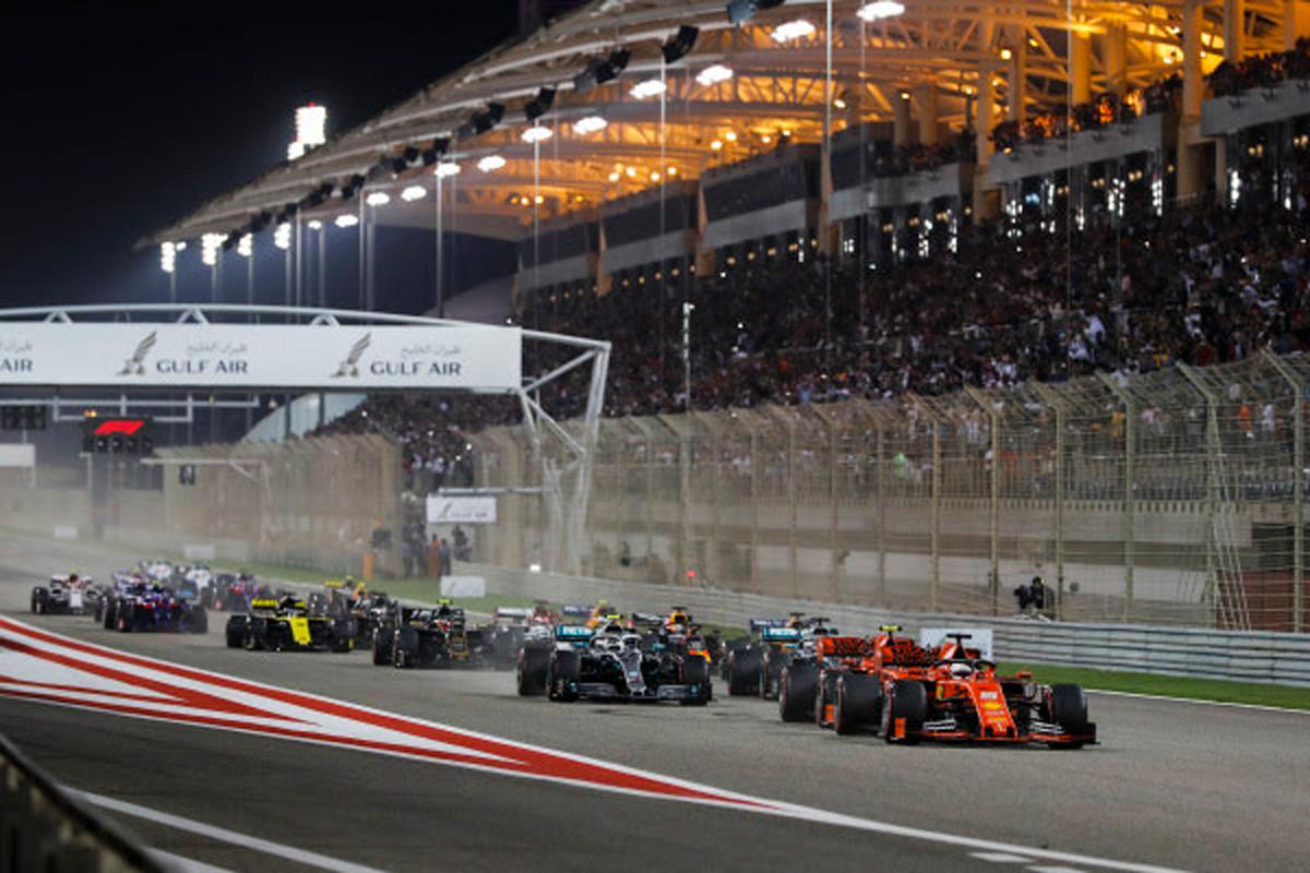 Formula 1 2022 Bahrain Grand Prix Tickets F1 Experiences