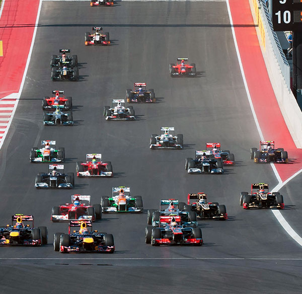 Calendar of Events | Circuit of The Americas Experiences