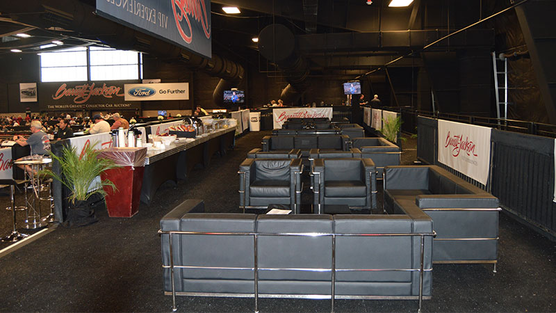 barrett jackson las vegas vip skybox tickets barrett jackson vip experiences. Black Bedroom Furniture Sets. Home Design Ideas