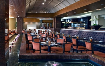 Breeders' Cup Experience accommodation Hilton La Jolla Torrey Pines dining