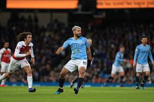 Manchester City 3-1 Arsenal – February 3, 2019