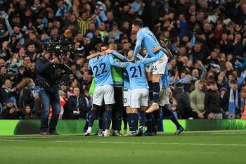 Manchester City 3-1 Manchester United – November 11, 2018