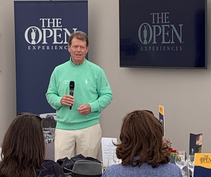 Tom Watson The Open Experiences