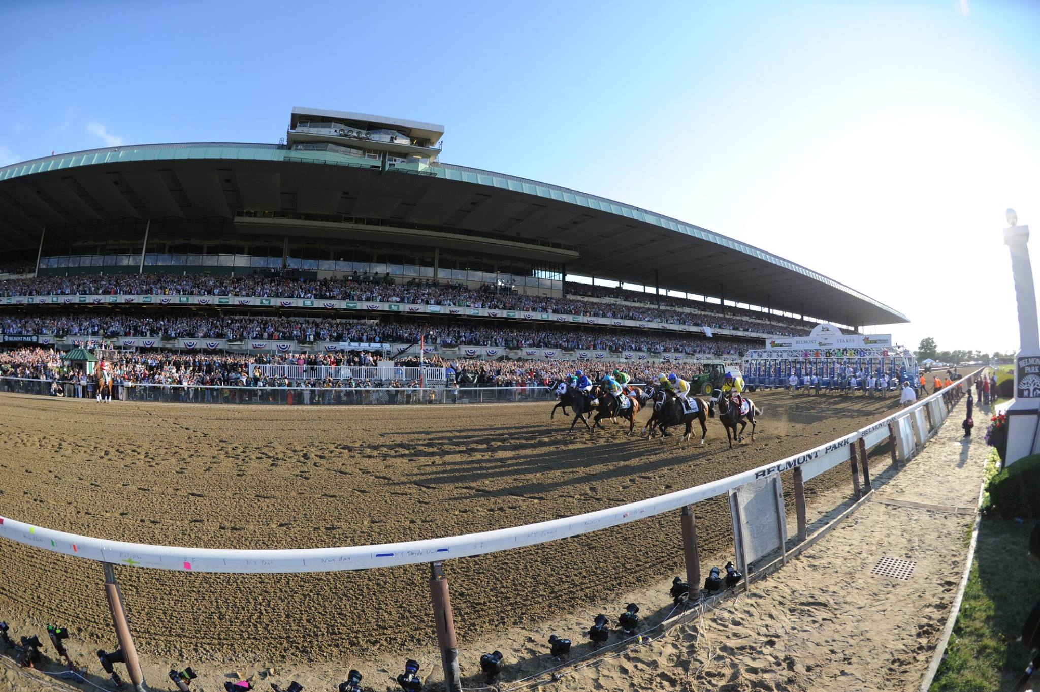 Belmont Stakes Tickets