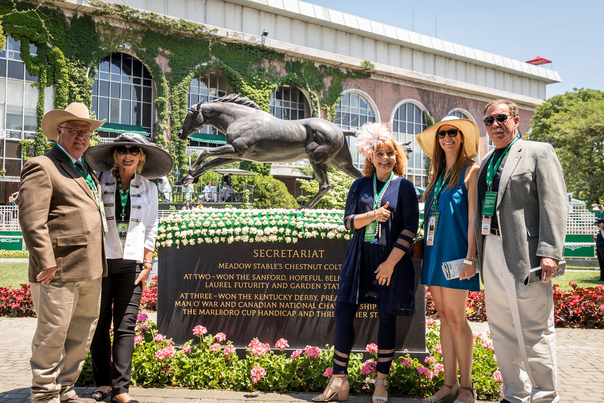 Belmont Stakes Guests