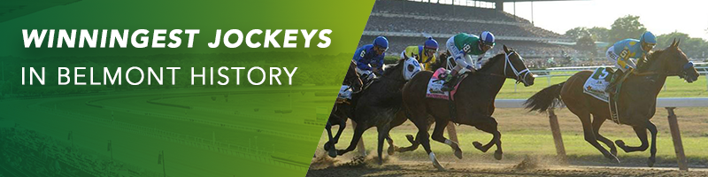 Belmont Stakes Winningest Jockeys Blog