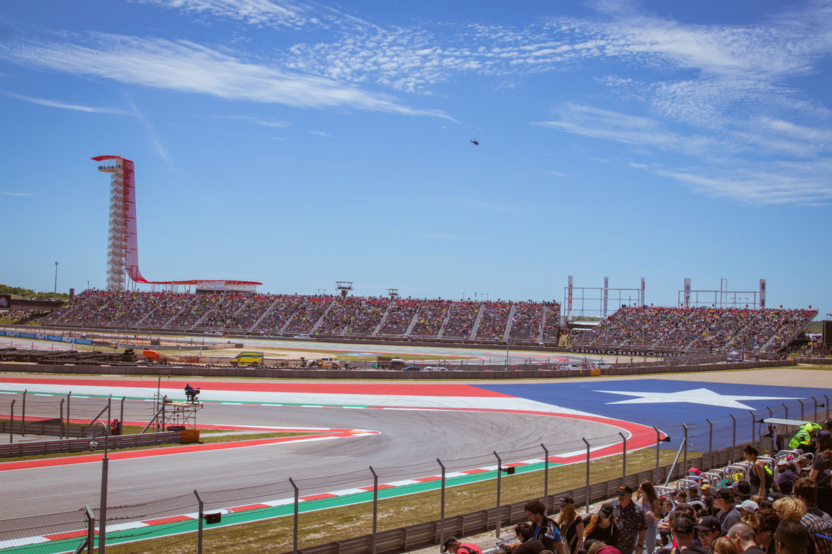 Turn 12 Circuit of The Americas