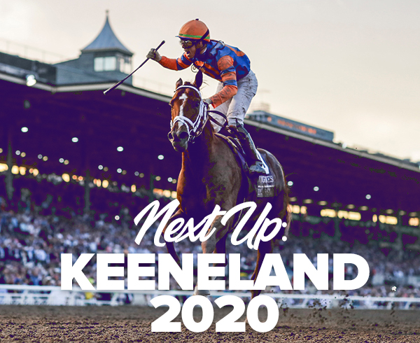 2020 Breeders Cup at Keeneland
