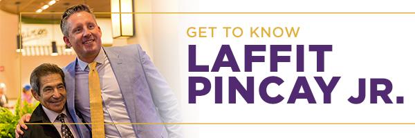 Laffit Pincay Jr.