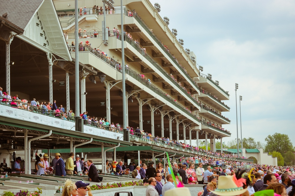 Churchill Downs Clubhouse