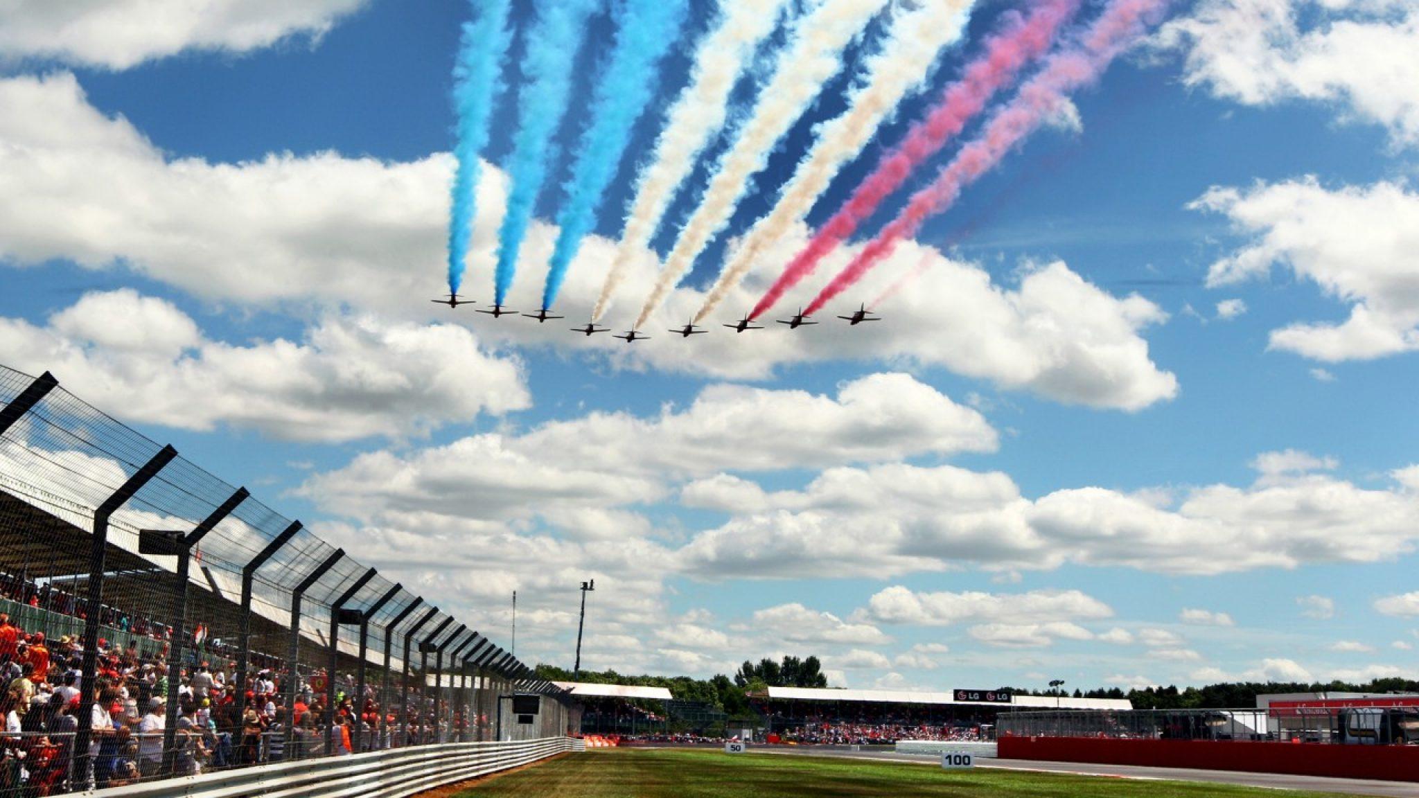 British Grand Prix Hero Package