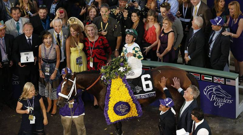 Breeders Cup Experiences Santa Anita Winner QuintEvents resized 600