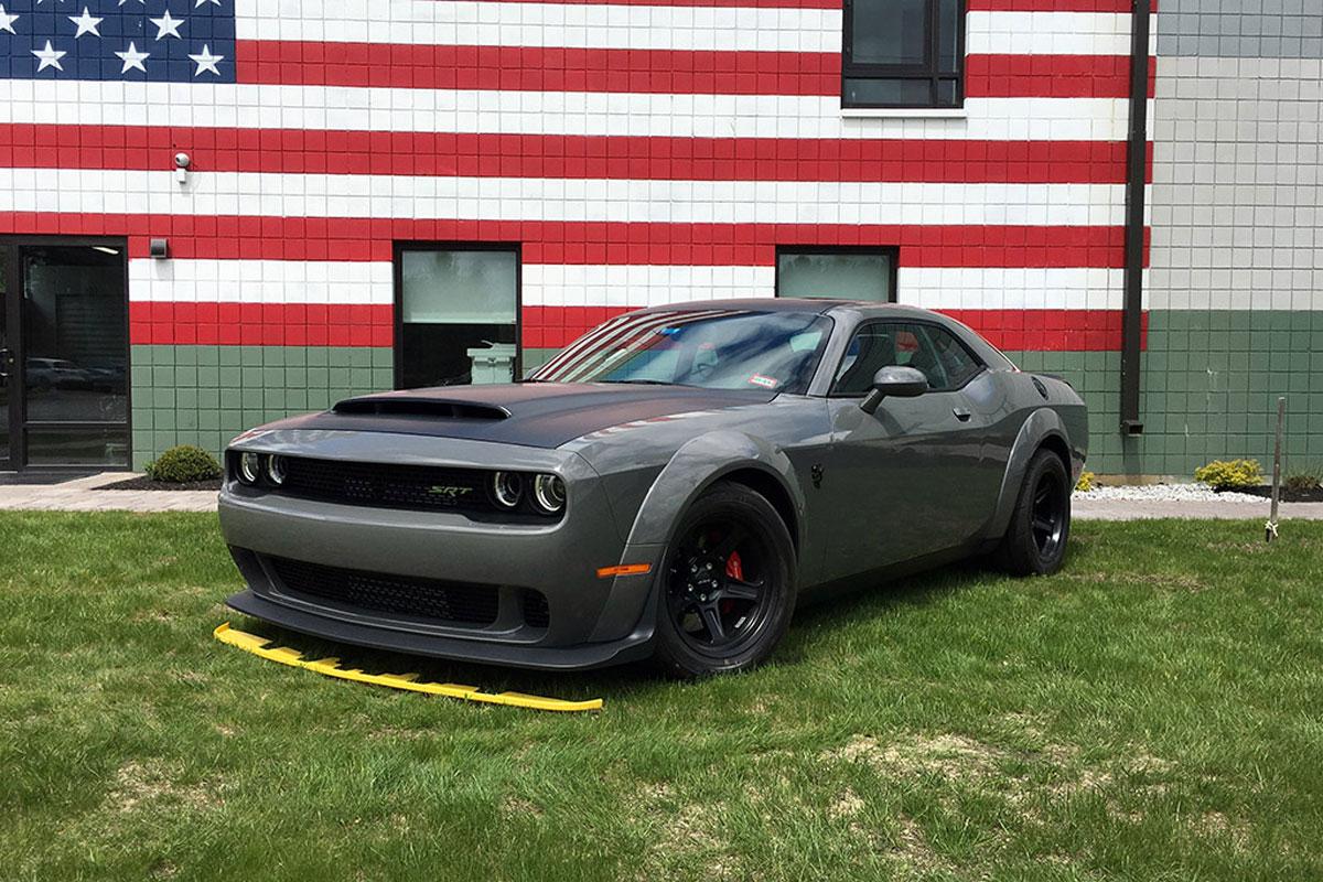 Dodge Demon SRT