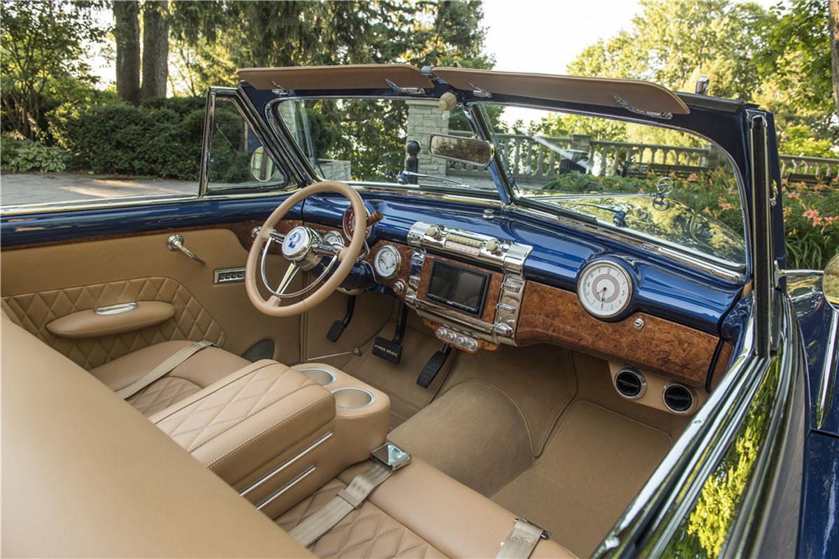 1947 Buick Super 8 Custom Convertible