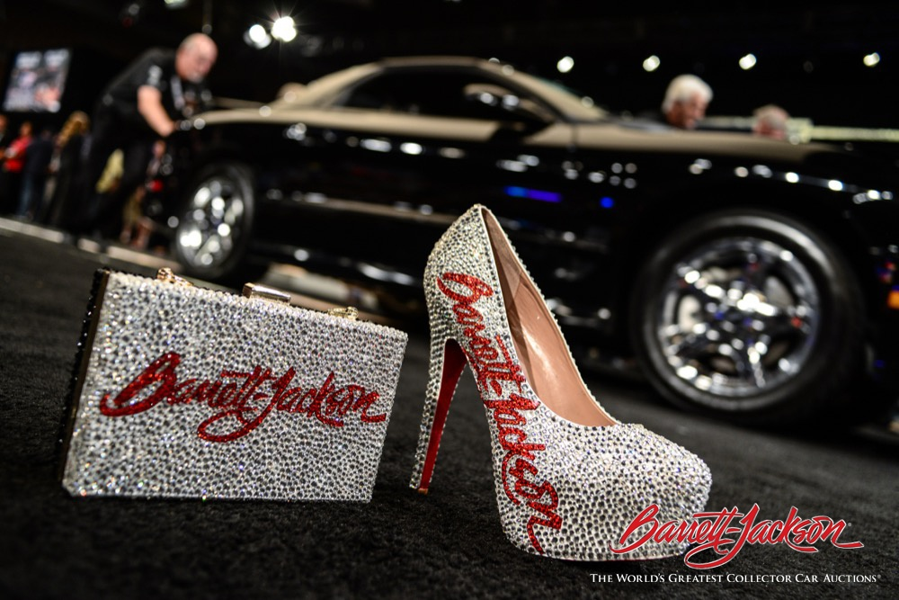 Las Vegas and Barrett-Jackson