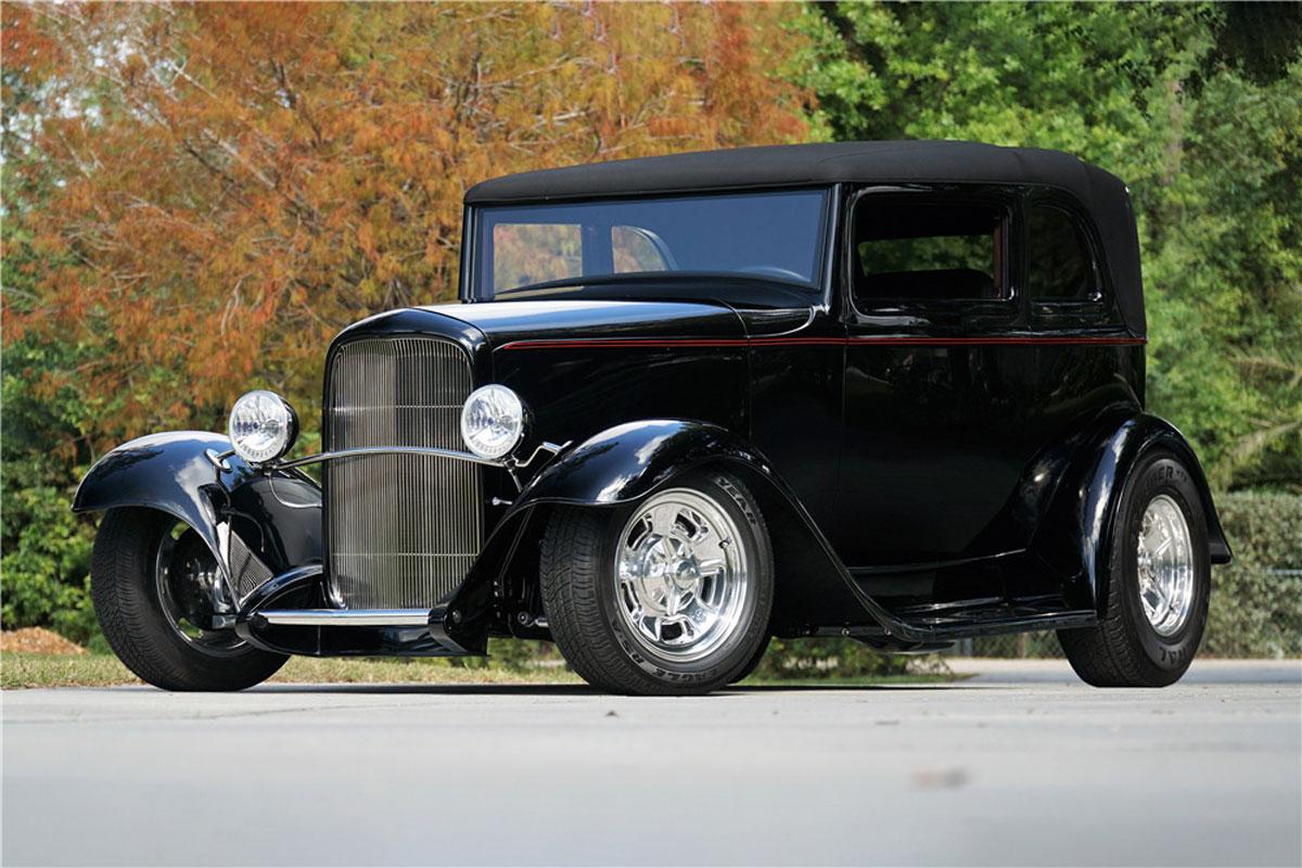 1932 FORD B400 CUSTOM BOYD CONVERTIBLE