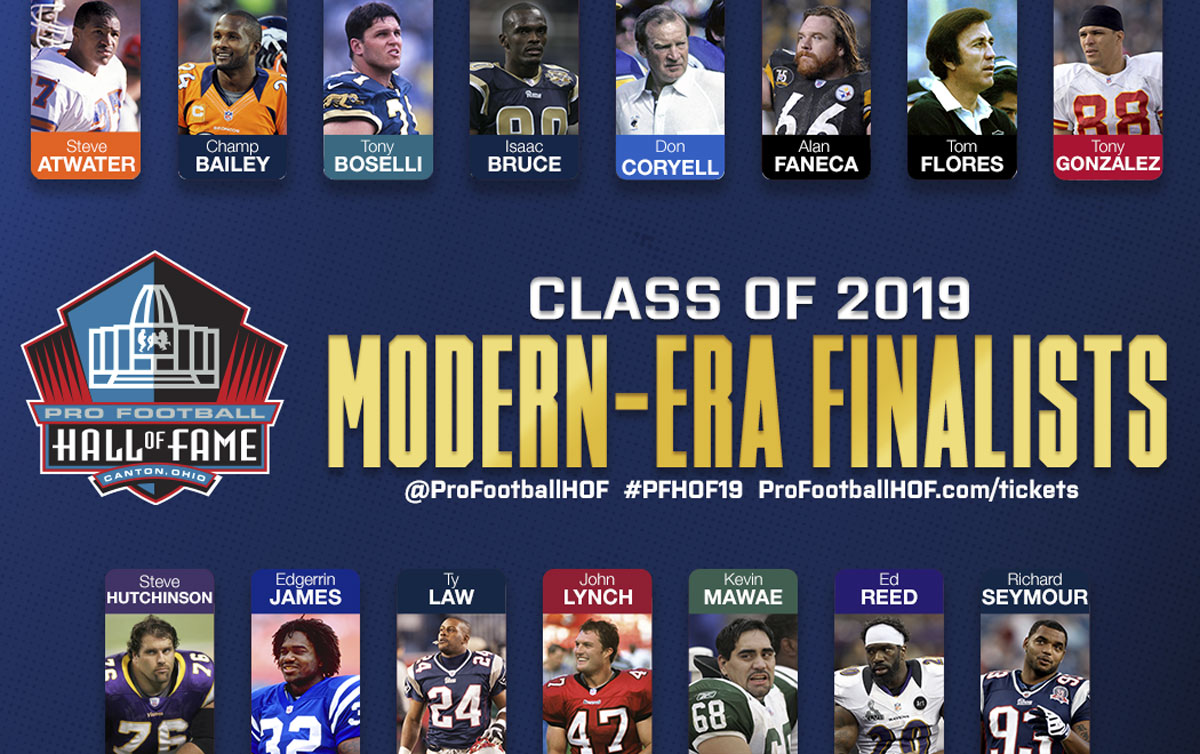 Class of 2019 Finalists