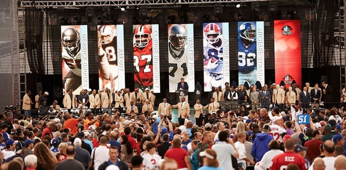 2017 Pro Football Hall of Fame Enshrinement Ticket Packages on Sale Now!