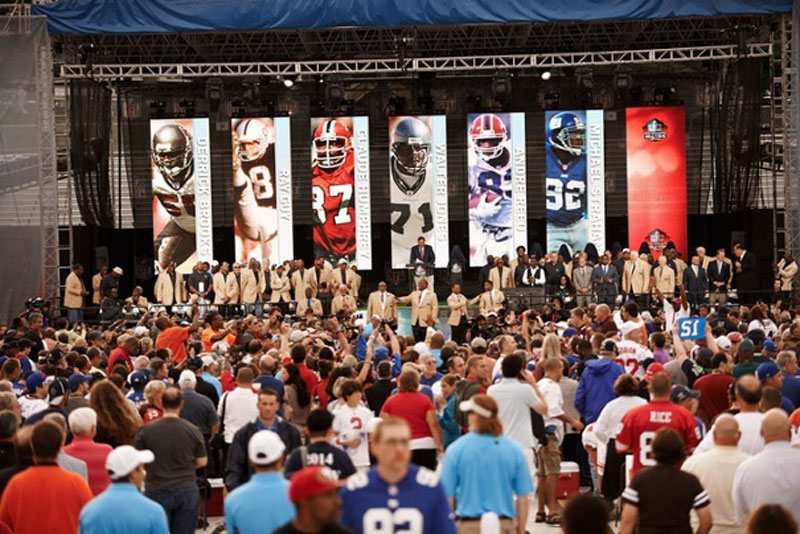 What to Know Before Attending the Pro Football HOF Enshrinement Weekend