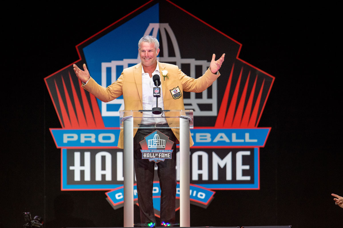 Where is the Pro Football Hall of Fame?