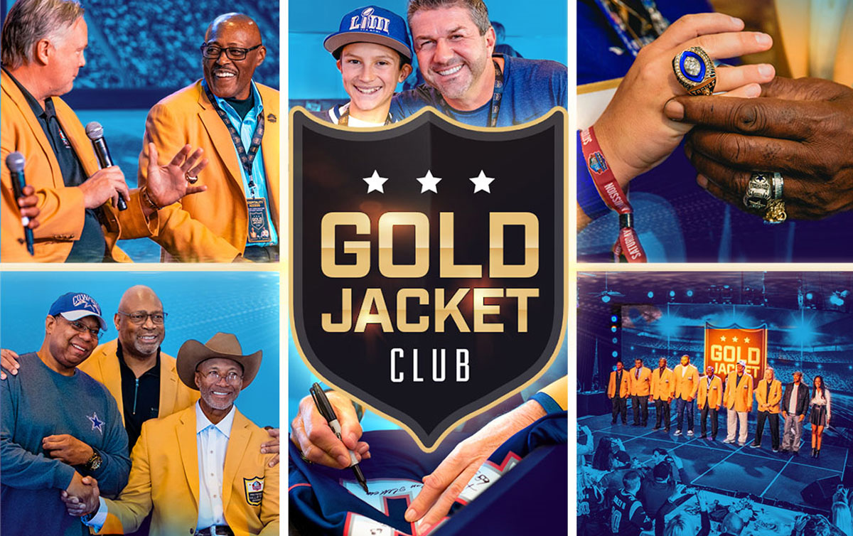 Gold Jacket Club Location