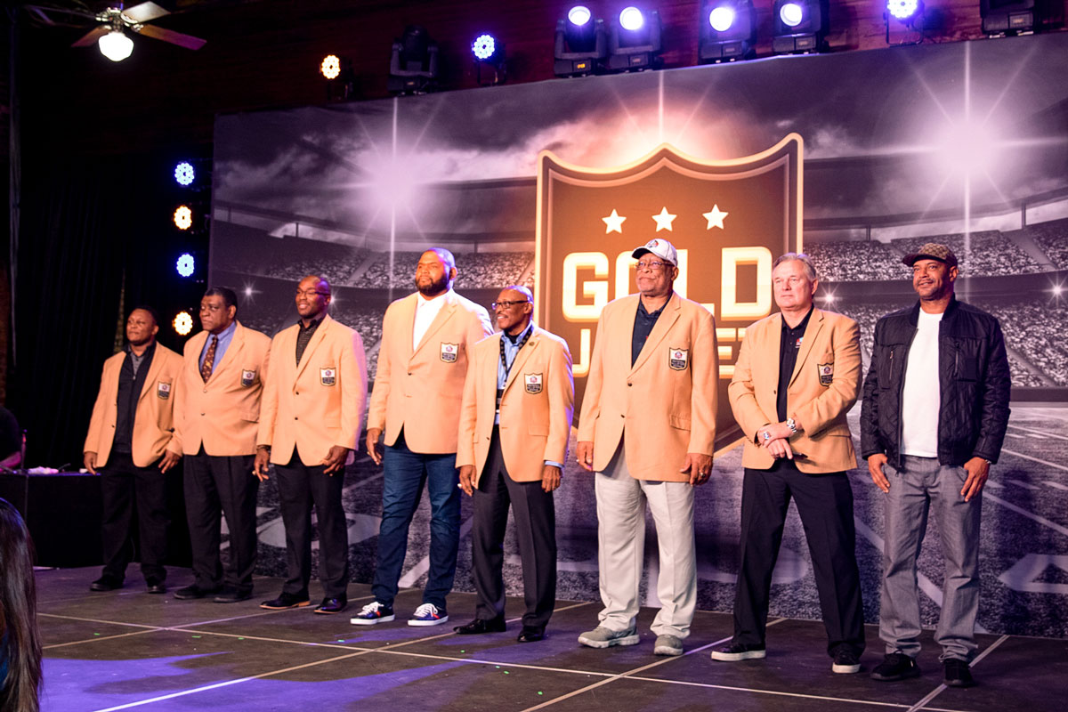 Gold Jacket Club