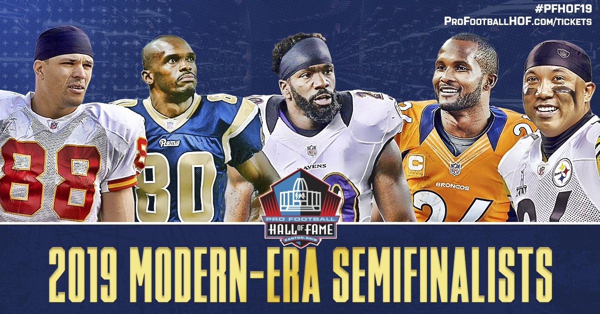Hall of Fame Semifinalists