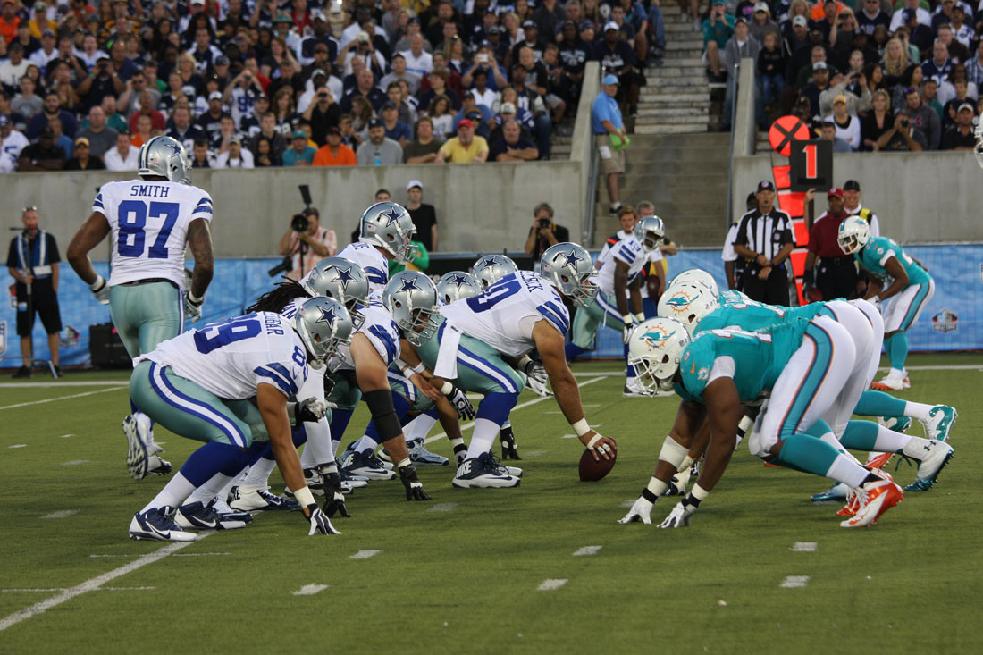 NFL Pro Football Hall Of Fame Game 1 QuintEvents