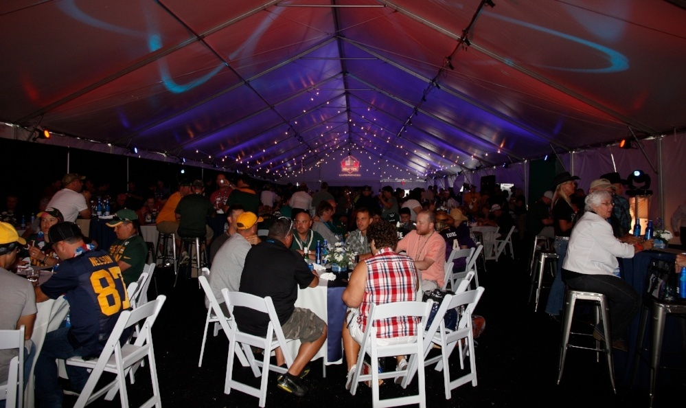 2016 Pro Football Hall of Fame Enshrinement Weekend VIP Parties