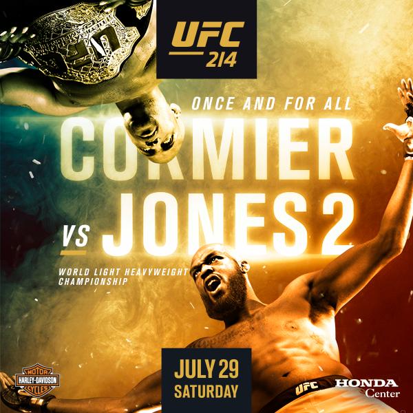 UFC 214: Cormier vs. Jones II 3003-UFC-214-Event-Image-53dd7b27b91c0e2c3f1e878a12332441