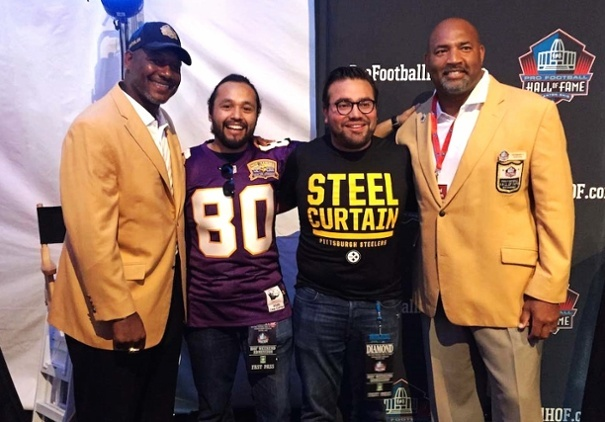 Pro Football Hall of Fame Meet and Greet