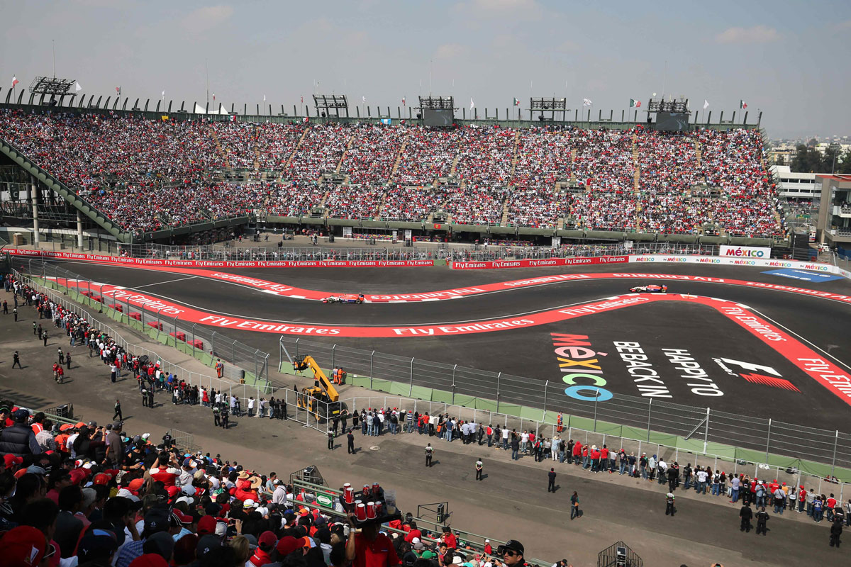 Gran premio de m xico vip i foro sol north ticket packages for Puerta 7 foro sol