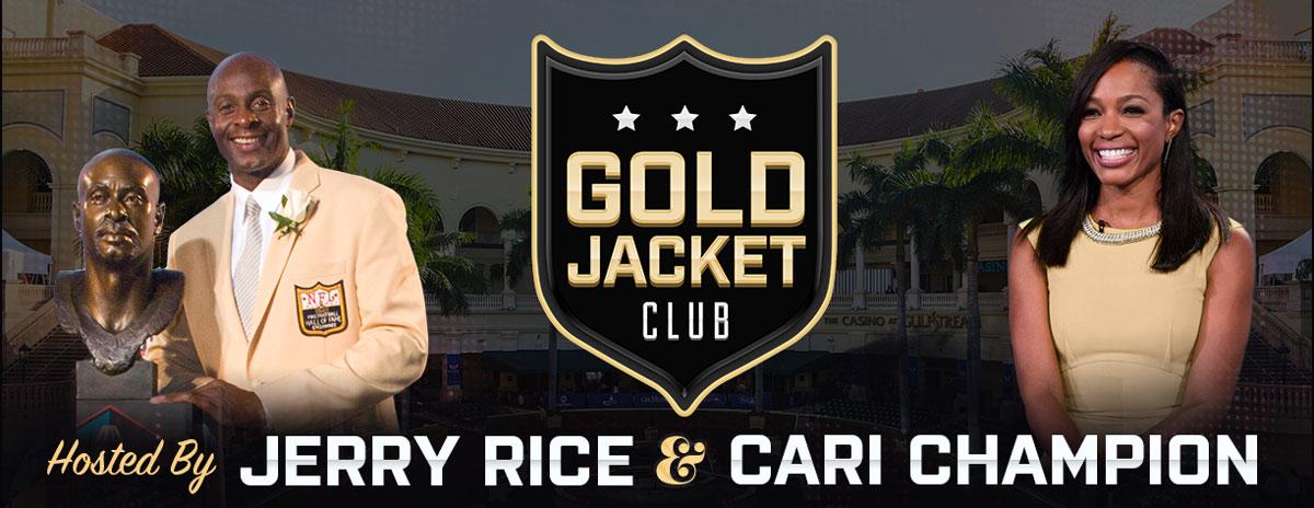 2020 Gold Jacket Club HOF Experiences