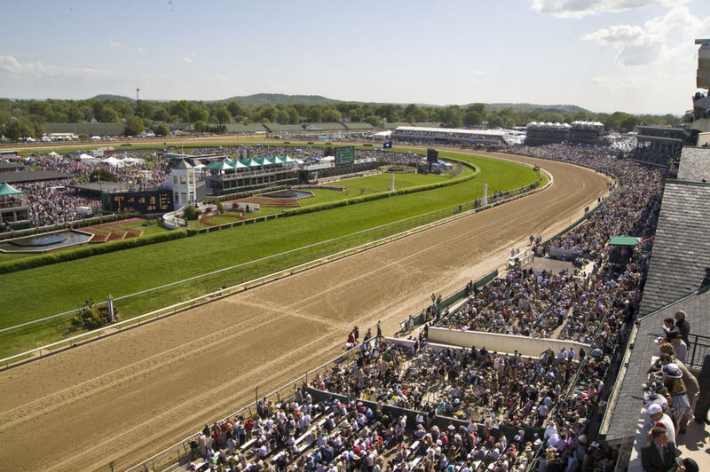 2014 Kentucky Derby Derby Room View 1