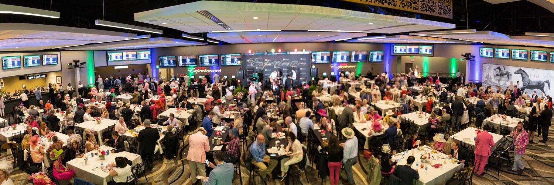 Aristides Lounge Kentucky Derby