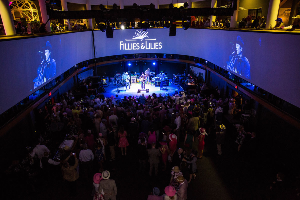 Fillies and Lilies Kentucky Derby Kick-Off Party